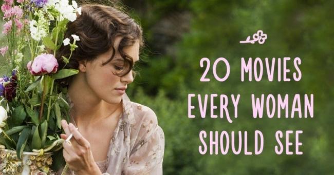 Her Kadının İzlemesi Gereken 20 Film