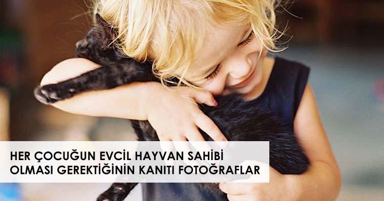 Her Çocuğun Evcil Hayvan Sahibi Olması Gerektiğinin Kanıtı 25 Göz Yaşartıcı Fotoğraf