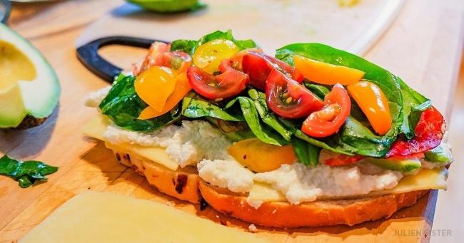 Enerjinizi Yükseltecek 7 Sandviç Tarifi
