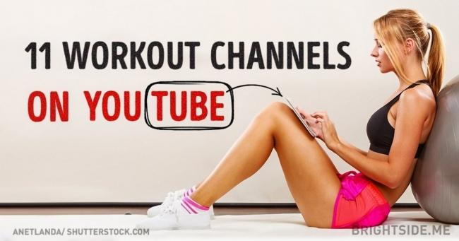 Formda Kalmanıza Yardımcı olacak En İyi 11 YouTube Egzersiz Kanalı