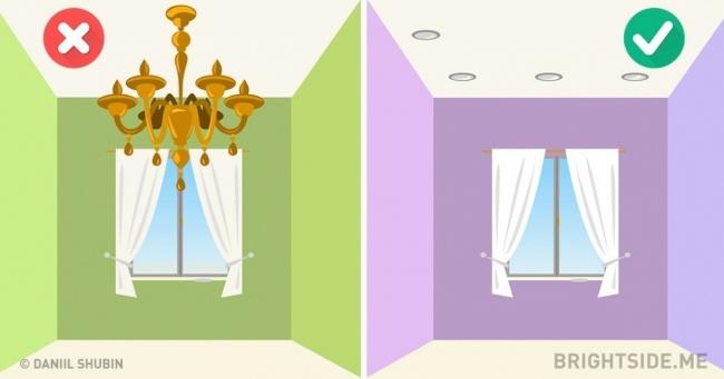 Evinizi Daha Geniş Göstermek İçin Uygulayabileceğiniz 10 Yöntem