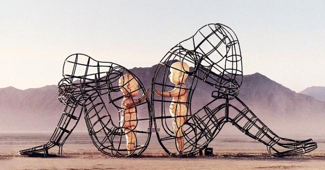 Çağdaş Heykel Sanatının En ilginç Örnekleri
