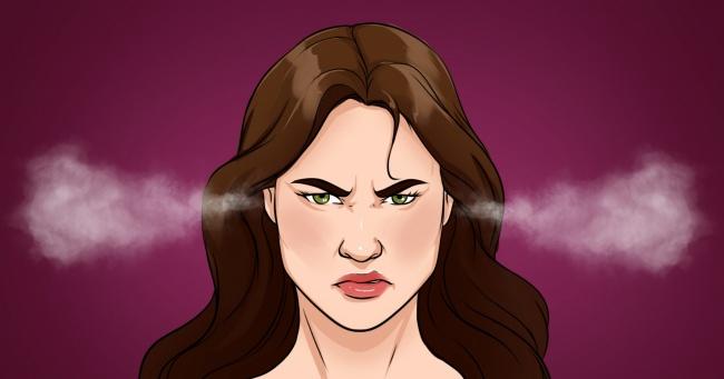 Öfkenizi Kontrol Etmenize Yardımcı Olacak 10 Şey