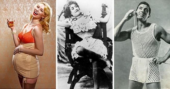 Bir Zamanlar İnsanların Takip Ettiği 11 Çılgın Moda Trendi