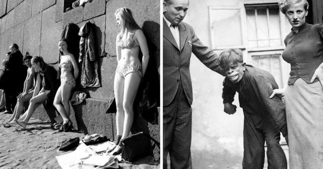 Geçmişi Günümüze Getiren 22 Çarpıcı Fotoğraf