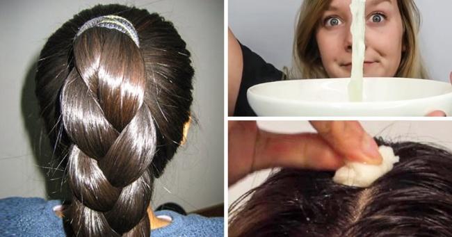 Saçlarınızı Bir Rapunzel'e Dönüştürecek 8 Saç Maskesi