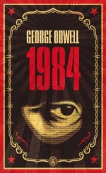 1984 byGeorge Orwell