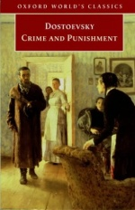 Crime and Punishment byFyodor Dostoevsky
