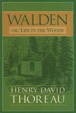 Walden; or, Life inthe Woods byHenry David Thoreau