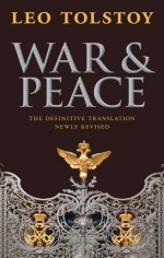 War and Peace byLeo Tolstoy