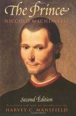 The Prince byNiccolò Machiavelli